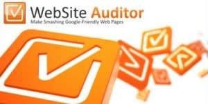 Analiza tu sitio web y mejora el SEO con Website Auditor a precio casi regalado